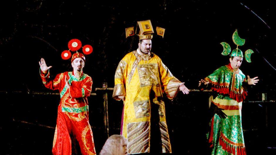 Turandot aux Arènes de Vérone