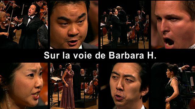 Sur la voie de Barbara H.