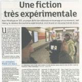 """""""Voyage au bout de la ligne""""DNAJanvier 2012"""