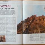 """""""Le défi des bâtisseurs""""Arte MagazineMai 2012"""