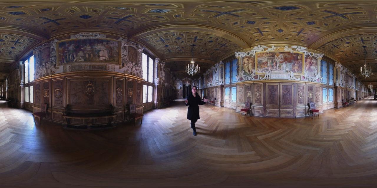 Art Stories 360° - Le château de Fontainebleau