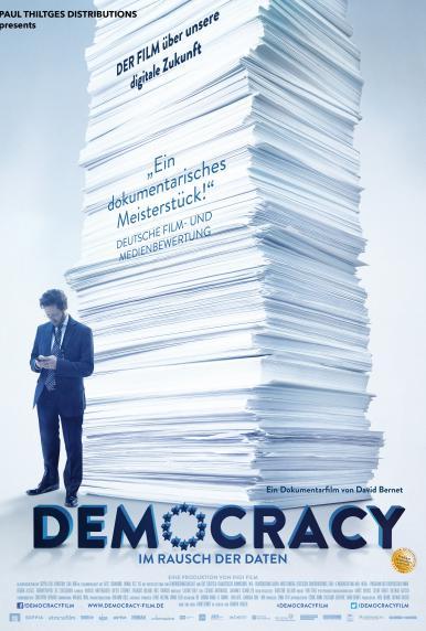 Democracy - Affiche allemande