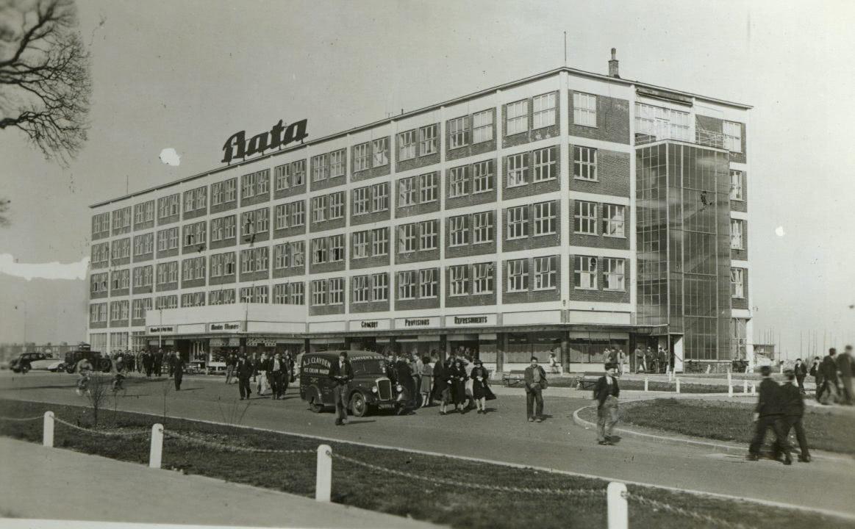 Bata hotel en 1937