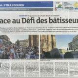 """""""Face au défi des bâtisseurs"""" D.N.A. 24 août 2013"""