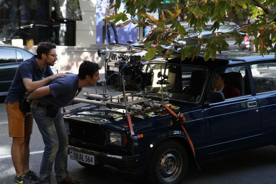Bravo virtuose tournage Arménie