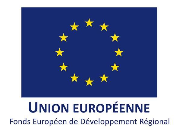 Logo Union Européenne - Fond européen de développement régional FEDER