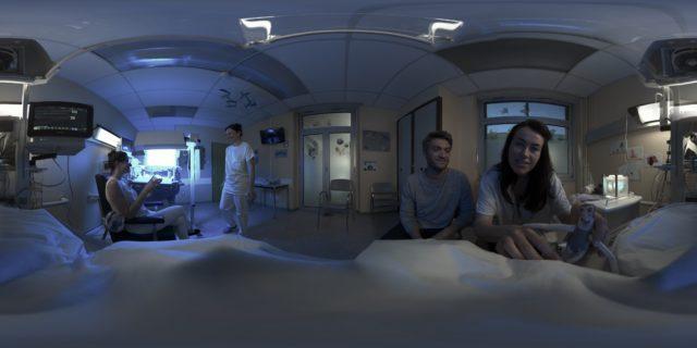 """Extrait du film """"La vie à venir"""" en 360°"""