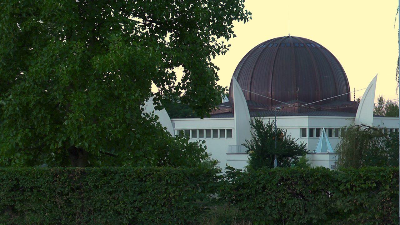 """""""Enfin la grande mosquée"""""""