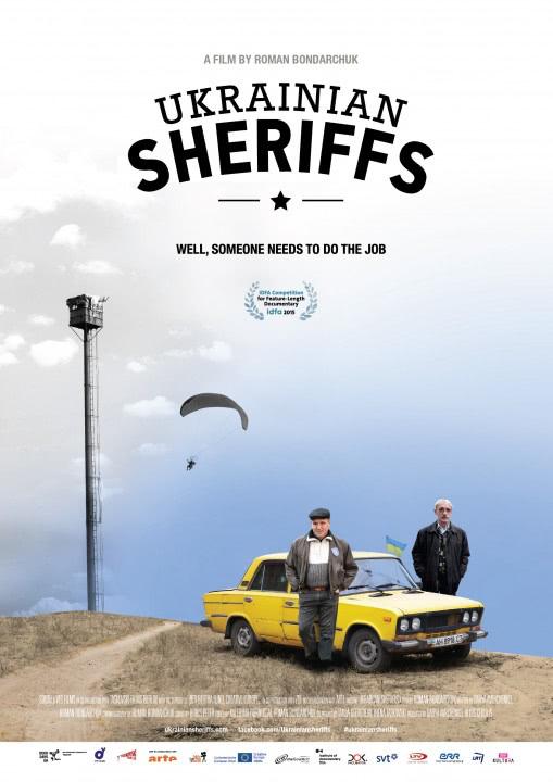"""Affiche de """"Ukrainian sheriffs"""""""